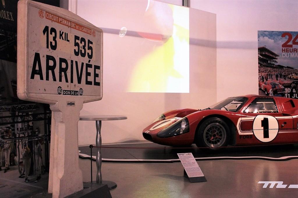 El Museo de las 24 Horas de Le Mans es una cita obligatoria, pero si no puedes ir aquí tienes 143 fotos para disfrutarlo