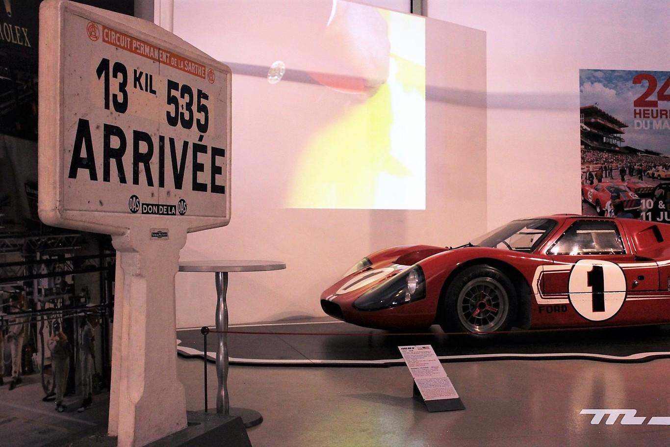 El Museo de las 24 Horas de Le Mans es una cita obligatoria, pero si no puedes ir aquí tienes 143 fotos para...