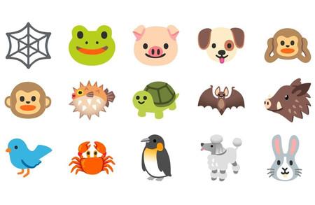 Android 11 presenta sus nuevos emojis: rediseño de los animales y compatibles con el tema oscuro