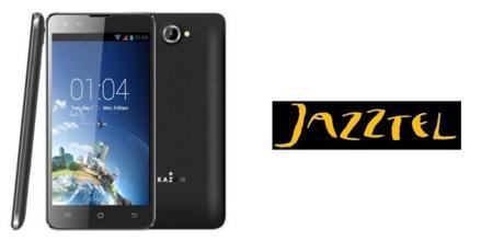 Jazztel suma a su catálogo de smartphones a cero euros el Kazam Trooper2 5.0
