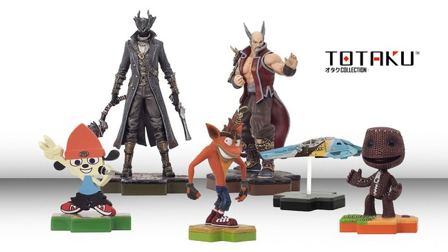 Las superestrellas de PlayStation contarán con su propia línea de figuras coleccionables