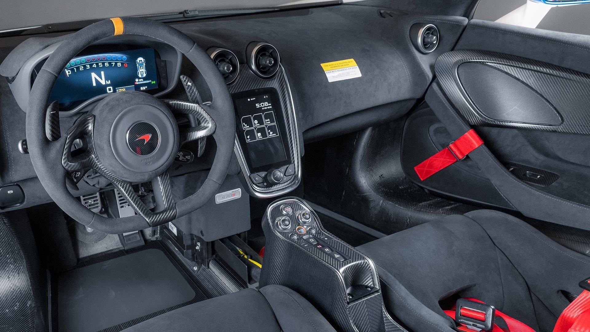 Foto de McLaren 570S Coupé MSO X (10/23)
