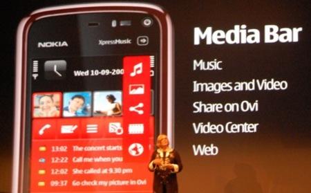 Nokia 580 XpressMusic