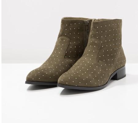 Por 27,95 euros podemos hacernos con los  botines para mujer Vmamie Boot de Vero Moda en Zalando