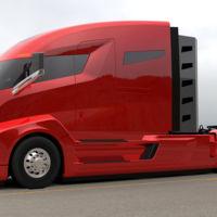 Nikola One quiere ser el Tesla de los camiones: baterías y turbinas para llegar a 2.000 kilómetros