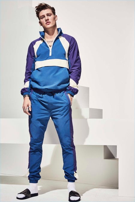 River Island 2017 High Summer Mens Collection Lookbook 001