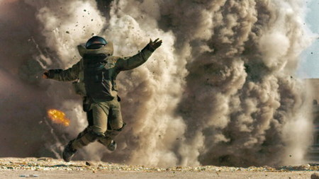 Oscars 2010: 'En tierra hostil (The Hurt Locker)', el cine es una droga