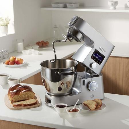 Oferta de Amazon para nuestra cocina: el robot de cocina Kenwood Cooking Chef KCC9060S está rebajado a 899,90 euros