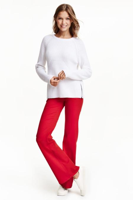 Pantalones Rojos Hym
