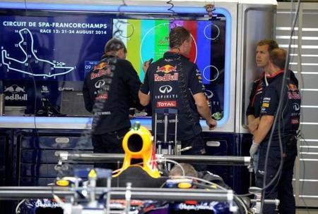 Sebastian Vettel tendrá un nuevo chasis para Monza