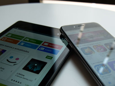 Google Play y App Store en porcentajes: una guerra con muchas batallas