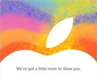 El iPad Mini está cerca, sígue la presentación de Apple con nosotros