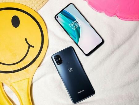 Oneplus Nord 10 5g N100 Nuevos Smartphones Gama Media
