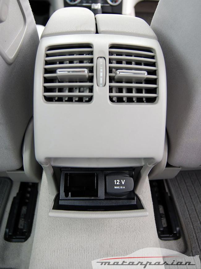 Foto de Mercedes Clase C 200 CDI BlueEfficiency (prueba) (40/56)