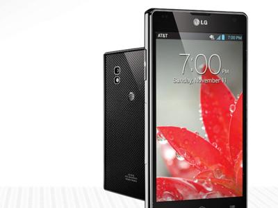 La estrategia móvil de LG para 2013: volverá con varios modelos Windows Phone 8