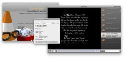 Lunettes es el nuevo VLC para Mac