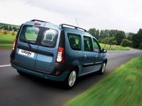 Dacia Logan Break, ahora con motor dCi de 85 caballos