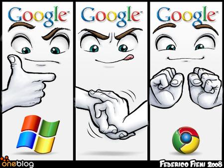Google Chrome irá de la mano de Windows en los ultraportátiles