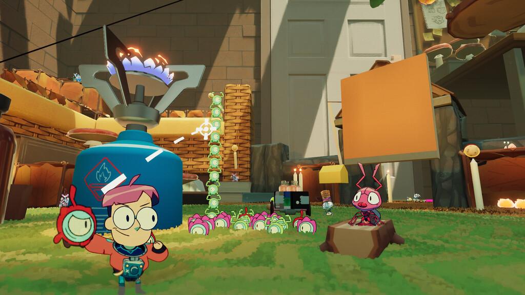 Tinykin, una simpática aventura de plataformas con toques de Pikmin, llegará a PC y consolas en verano de 2022