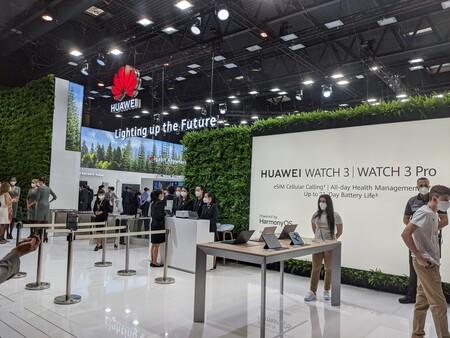 Mwc21 Huawei