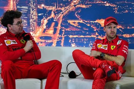 Sebastian Vettel rechaza una oferta de renovación de Ferrari que le rebajaba en 23 millones de euros el sueldo