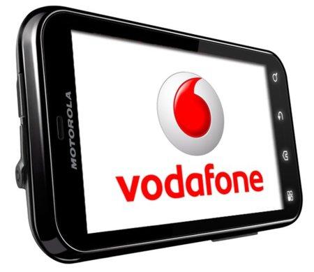 Motorola Defy, el android resistente llega de la mano de Vodafone
