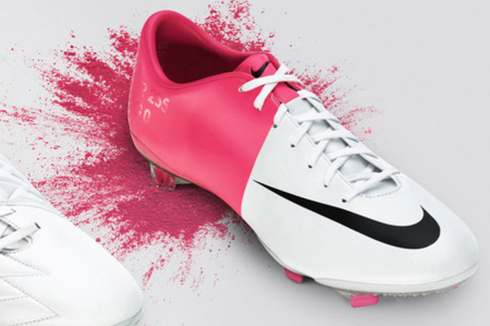 The Nike Clash Collection rosa