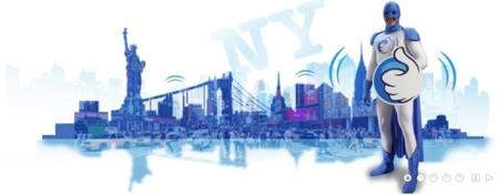 Gowex siembra en Nueva York 2.000 puntos WiFi para que los uses gratis