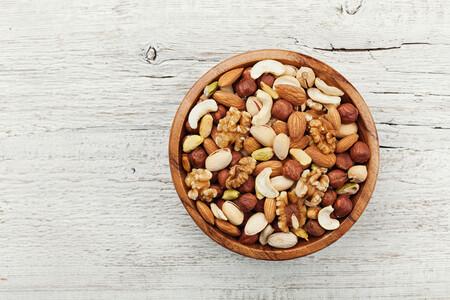 Los siete frutos secos con más proteínas, ideales para dietas veganas (y también para perder peso)