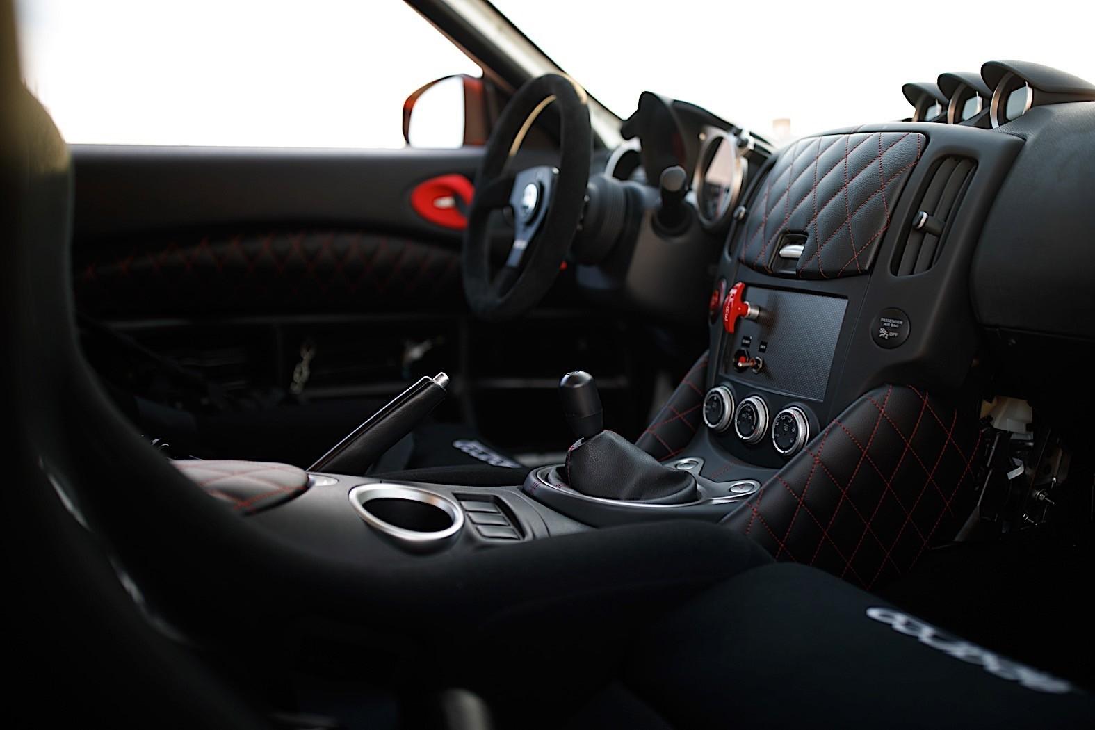 Foto de Nissan 370Z NISMO Project Clubsport 23 (9/10)