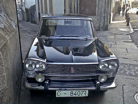 Seat 1500 Front