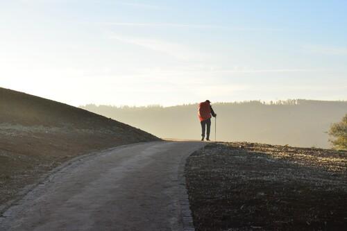 El camino de Santiago caminando: así tienes que prepararte físicamente