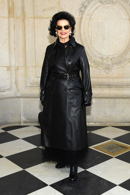 Dior Haute Couture Spring Summer2019 Stars In Dior Bianca Jagger
