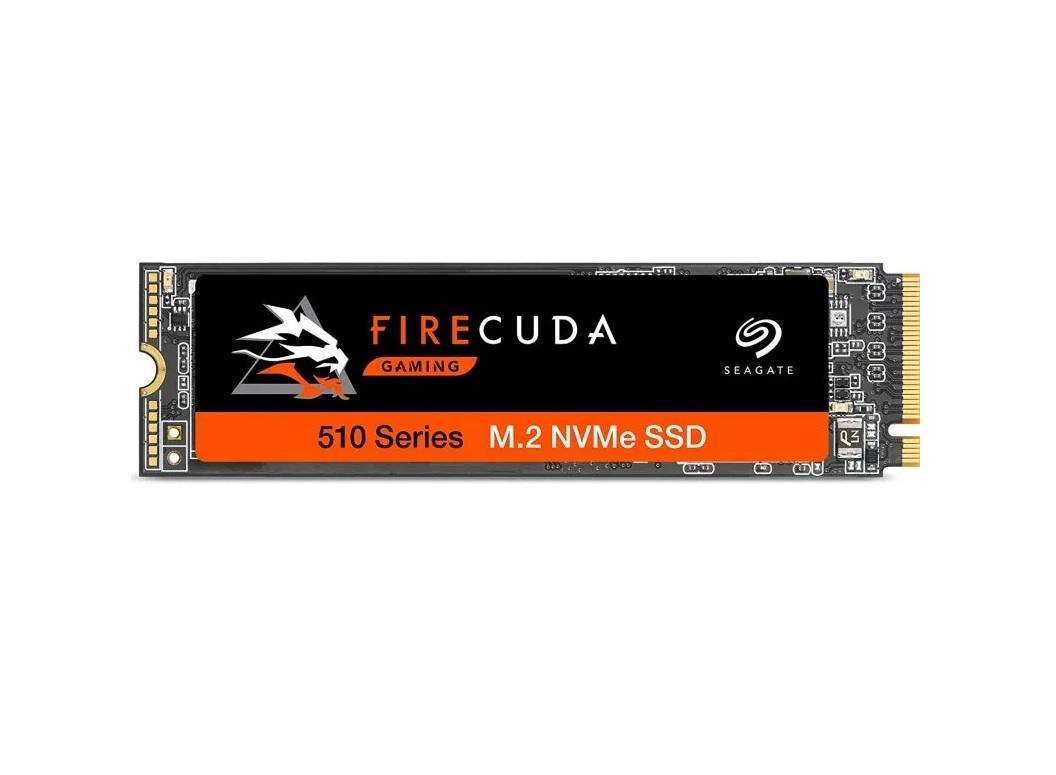 Seagate FireCuda 510 500GB M.2 PCI Express 3.0 3D TLC NVMe