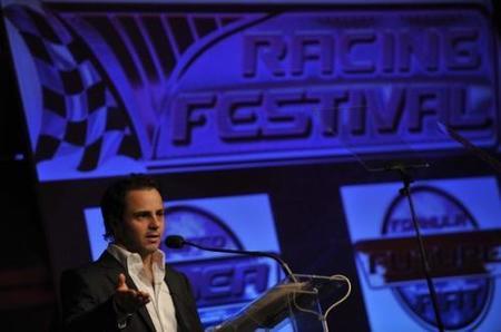 Felipe Massa espera estar listo para una carrera de karts en diciembre