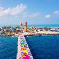 CocoCay, la isla privada de Royal Caribbean en Las Bahamas