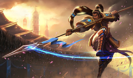 League of Legends: así se juega el Xin Zhao coreano a críticos