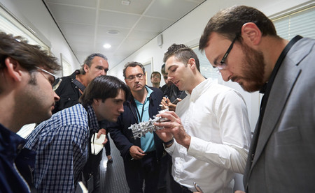 Visita Mercedes AMG F1