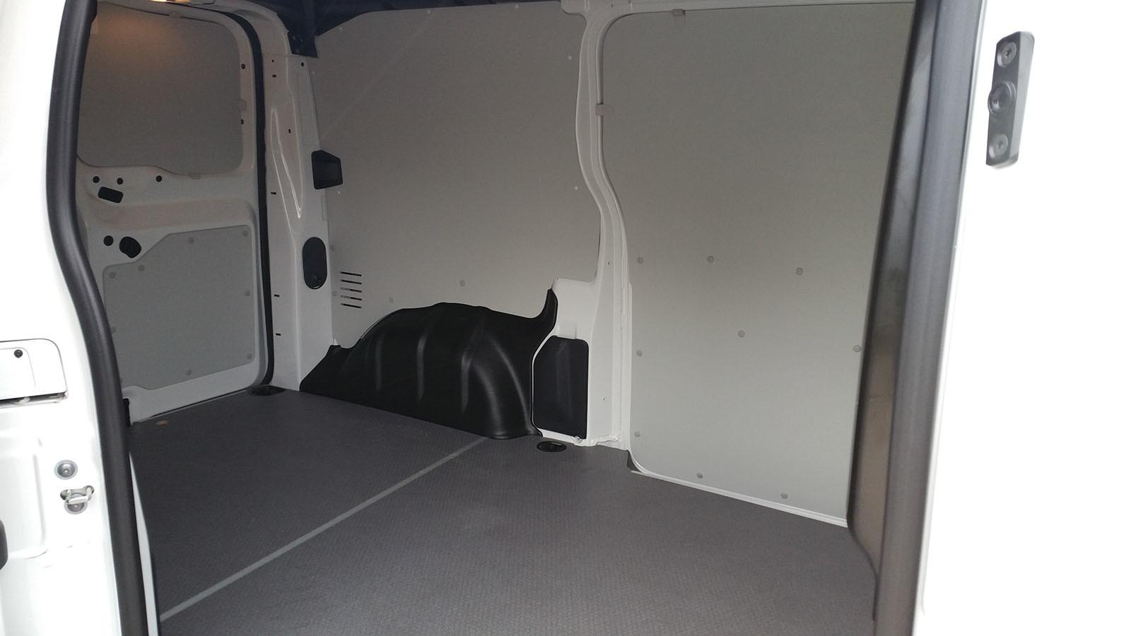Foto de Toyota PROACE furgón - Interiores (19/19)
