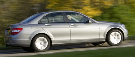 Mercedes-Benz Clase C BlueEFFICIENCY
