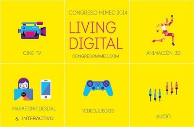 En noviembre llega a Monterrey el Congreso MIMEC 2014: Living Digital