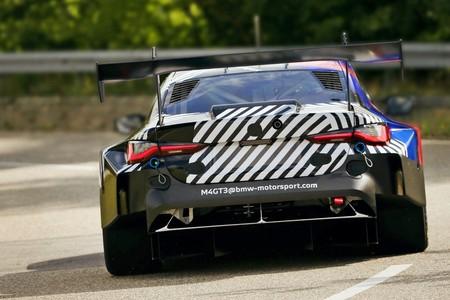 Di hola al culo del BMW M4 GT3: un coche carreras-cliente de pura raza con más de 500 CV
