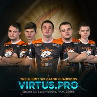 El retorno de CIS: Virtus Pro campeón del The Summit 6
