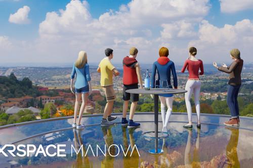 'Second Life 2.0' en realidad virtual o la experiencia social alternativa que el antiguo CEO de HTC quiere que vivamos en Manova