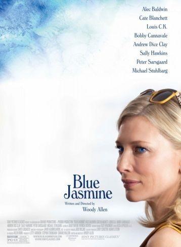 'Blue Jasmine' de Woody Allen, tráiler y cartel