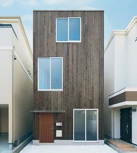 La firma Muji diseña una casa vertical en Tokyo