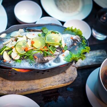 Pescado zarandeado estilo Nayarit. Receta fácil de la comida mexicana