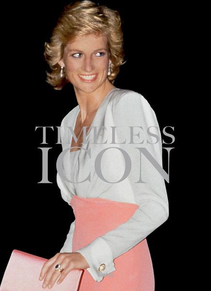 """""""Timeless Icon"""", el libro fotográfico que recrea la extraordinaria vida de Diana de Gales"""
