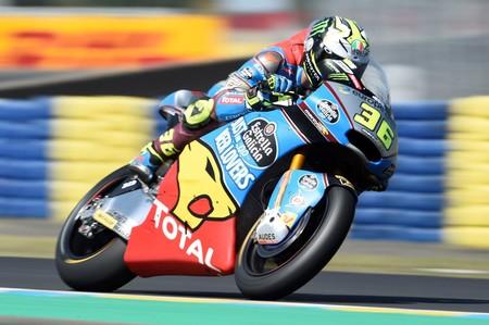 Joan Mir sorprende haciendo el mejor tiempo de Moto2 el viernes en Mugello