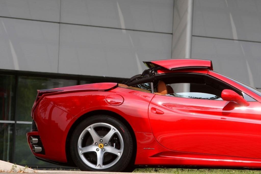 Foto de Ferrari California (10/50)